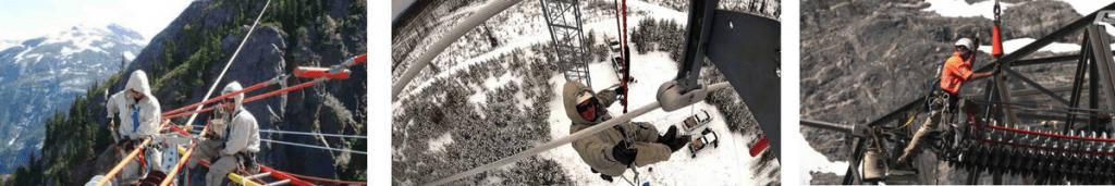 3m Cold Shrink Terminations Connecting Nexans 12kv Mv