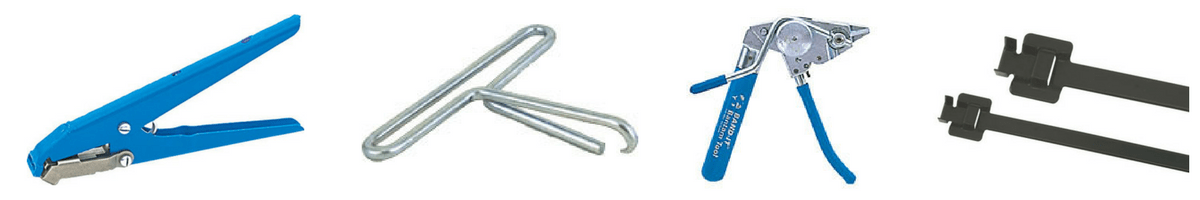 Band-It Reusable Stainless Steel Cable Ties AE - Installation Tools