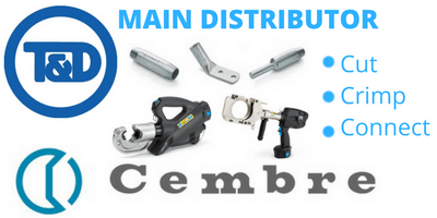 Cable Cutting & Crimping - Cembre