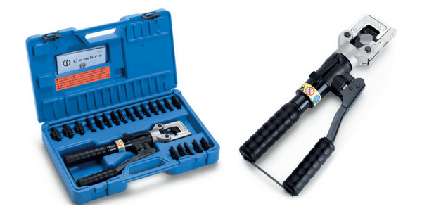 Cembre HT51 Crimping Tool & Case