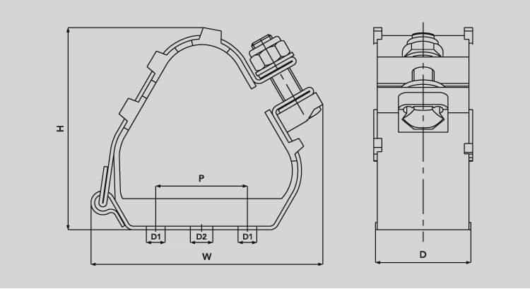 ellis patents emperor cable cleats