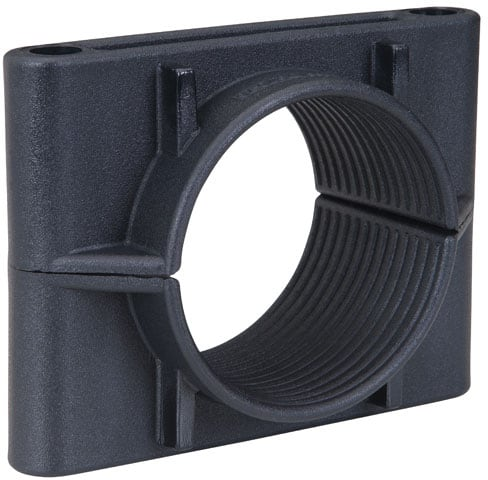 Ellis Patents 2 Hole Single Cable Clamps 38-168mm – Plastic (LSF LUL Approved)
