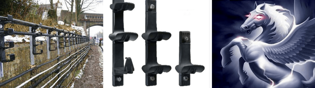 Ellis Patents Pegasus Modular Cable Hangers