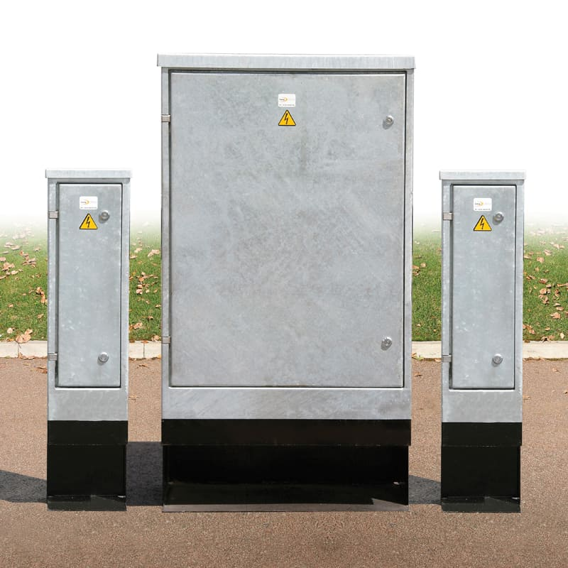 Lucy Zodion Slimline Steel Feeder Pillars