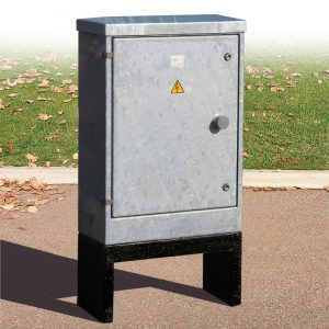 Lucy Zodion Feeder Pillars (Single Door)