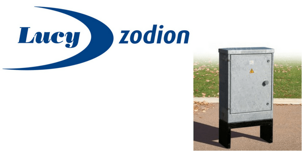 Lucy Zodion Single Door Feeder Pillars