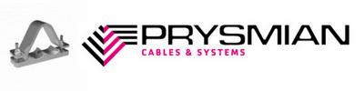 Prysmian Orion Trefoil Cable Cleats (Aluminium) LV MV HV