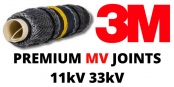 11kV-33kV 3M Premium Cold Shrink Cable Joints – MV Medium Voltage