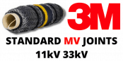 11kV-33kV 3M Standard Cold Shrink Cable Joints – MV Medium Voltage