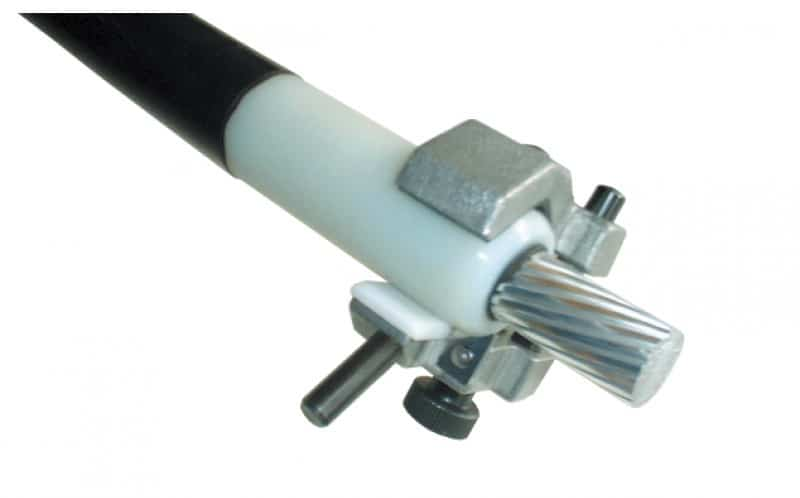 11kV-33kV XLPE Insulation Chamfering Tool 15-40mm MV-HV Cable - Boddingtons KG05-3 Tool