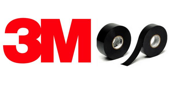 3M Scotch 22 Tape - Heavy Duty PVC Insulation Tape