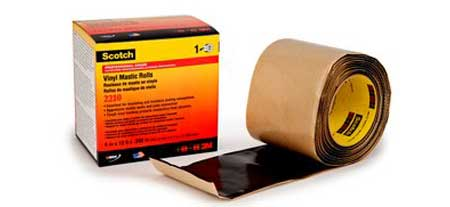Mastic Tapes | 3M Tape | 3M Electrical | Scotch Mastic Tapes