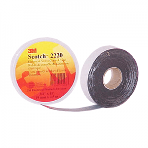 3M Scotch 2220 Stress Control Mastic Tape - ex stock