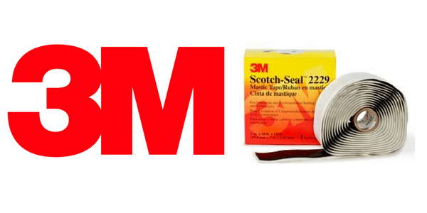 3M Scotch 2229 Insulation Mastic Tape