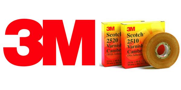 3M Scotch 2510 Tape - Standard Varnished Cambric Tape