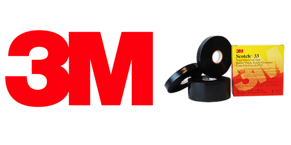 3M Scotch 33 Tape - Standard PVC Insulation Tape