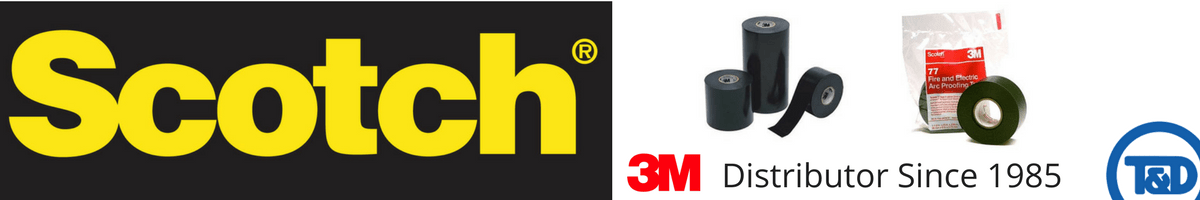 3M Scotch Corrosion & Fire Protection Tapes