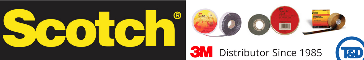 3M Scotch Mastic Tapes