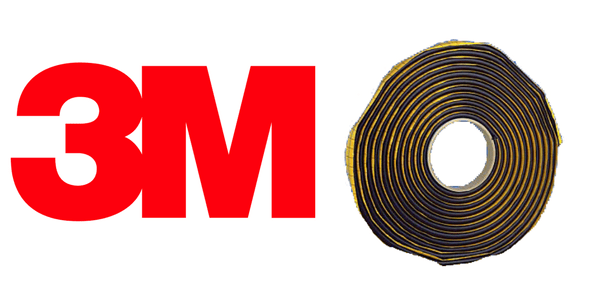 3M Scotch Seal 5313 Pre-formed Rubber Sealant Tape