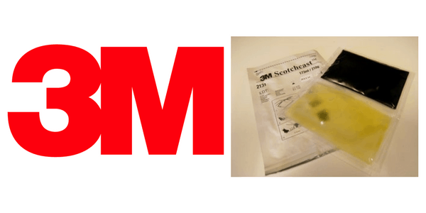 3M Scotchcast 2131 Resin - Flexible, Flame-Retardant & Submersible Resin