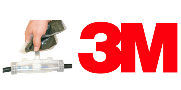 3M 91-AV Scotchcast Inline Flexible Resin Splice & Repair Kit (2131 Resin)