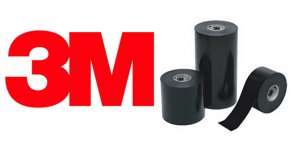 3M Scotchrap 51 Tape - Corrosion Protection Tapes (PVC Heavy Duty)