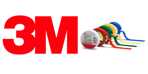 3M Temflex 1500 Tape - General Purpose Economy PVC Tape