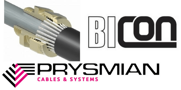 BW Brass Cable Gland Kits - Prysmian Bicon KA410