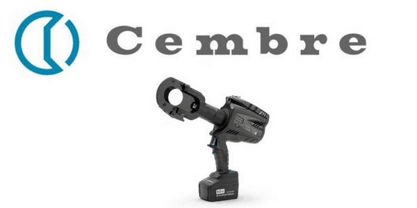 Cembre B-TC500E Cutting Tool (Copper, Aluminium & Telecommunication Cables)