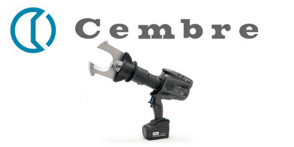 Cembre B-TC650-SCE Cutting Tool - Battery Operated