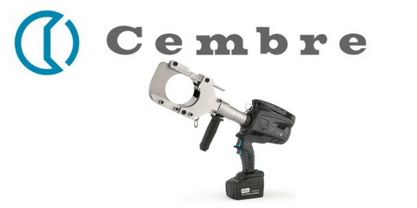 Cembre B-TC950E Cutting Tool - Battery Operated