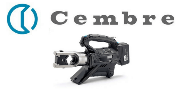 Cembre B1300-UCE Battery Crimping Tool (up to 400sqmm cables)