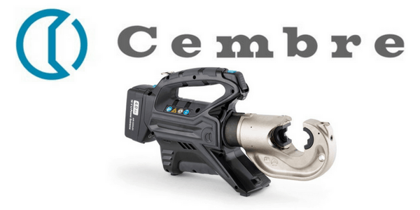 Cembre B1300L-CE Battery Crimping Tool (up to 400sqmm cables)