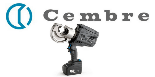Cembre B1350-CE Battery Crimping Tool (up to 400sqmm cables)