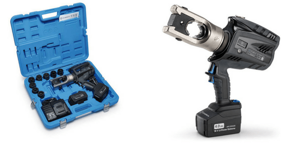 Cembre B1350-UCE Battery Crimping Tool (up to 400sqmm cables)