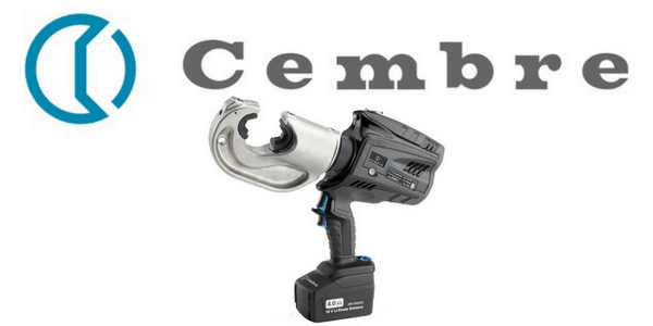 Cembre B1350L-CE Battery Crimping Tool (up to 400sqmm cables)