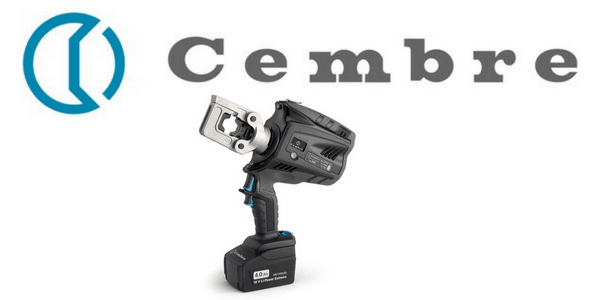 Cembre B500E Battery Crimping Tool (up to 300sqmm cables)
