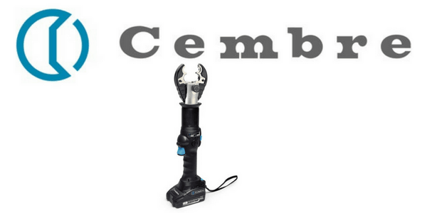 Cembre B54MD-D6E Battery Crimping Tool (up to 300MCM cables)