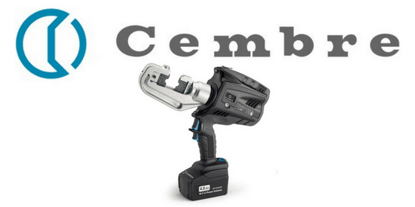 Cembre B550E Battery Crimping Tool (up to 240sqmm cables)