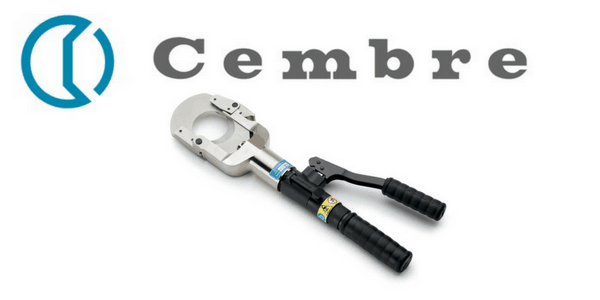 Cembre HT-TC065 Hydraulic Cable Cutting Tool