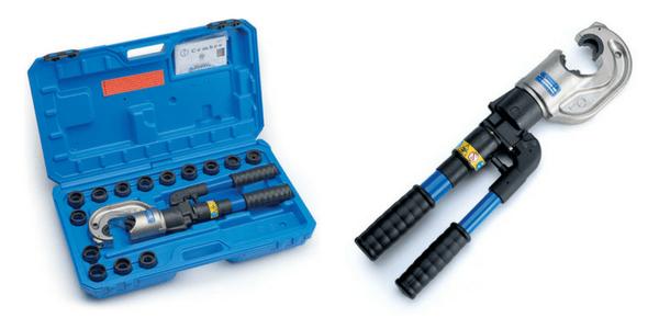 Cembre HT131LN-C Crimping Tool & Case