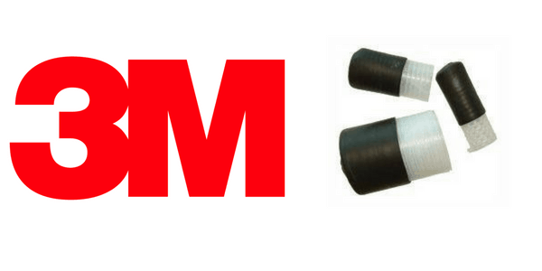 3M EC2 Cold Shrink End Caps - 15.9 – 30.1mm Cables