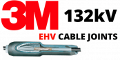 EHV Joints – 132kV Extra High Voltage Cable Joints Using 3M Cold Shrink