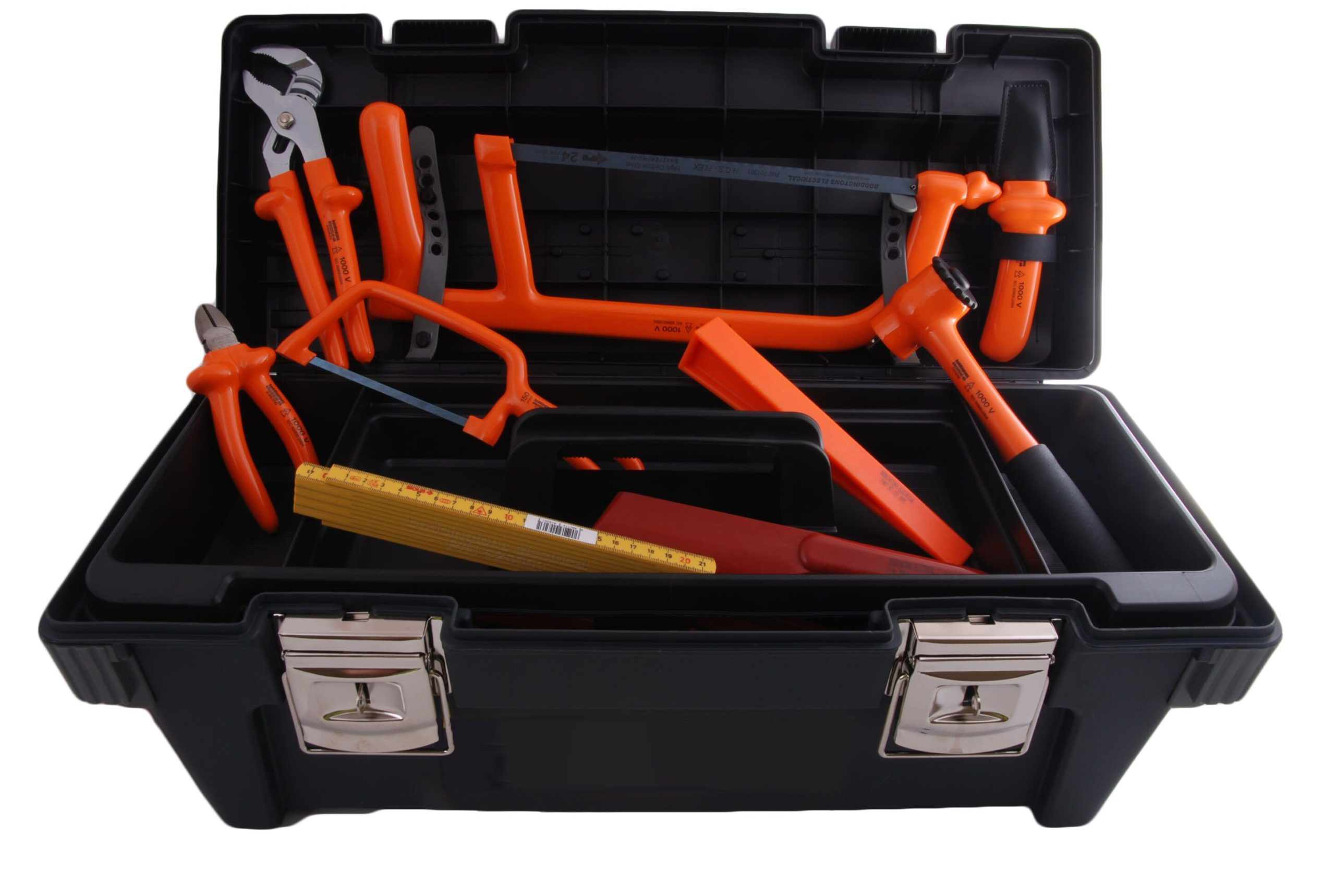 Boddingtons Electrical Insulated Tool Set Cable Jointer's Mate Tool Kit 7