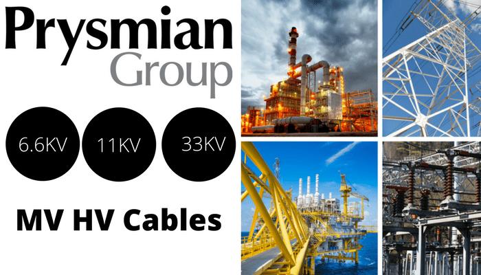 11kV 33kV MV HV Cables Joints Terminations