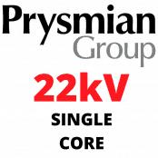 22kV MV Cables BS6622/BS7835 – Single Core XLPE AWA Stranded Copper Conductors