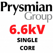 6.6kV MV Cables BS6622/BS7835 – Single Core XLPE AWA Stranded Copper Conductors