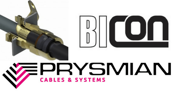 AXT Brass Cable Gland Kits – Prysmian Bicon 423AX Glands (Wire Braided Cable Terminations)