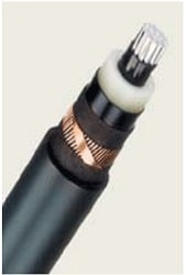 BS7870 4.10 - 19/33kV Single Core XLPE Unarmoured Cable