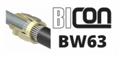 BW63 Brass Cable Gland Kit – Prysmian Bicon KA410-61